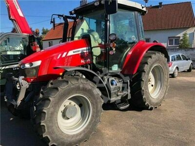 Massey Ferguson 5712 SL Dyna 6 Efficient