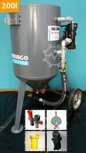 Indusco Solution Basis 200l