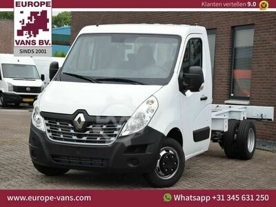 Renault Master T35 2.3 dCi 145pk DL Chassis Cabine Nieuw 0