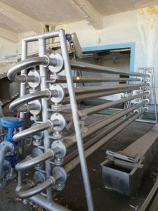 Engineering Machine Workshop Tubular preheater