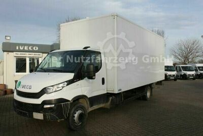 Iveco Daily 70C17/P Koffer Nutzlast: 3030kg