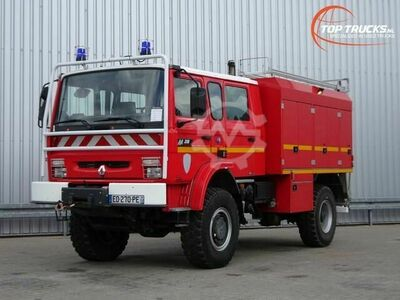 Sonstige/Other Renault M210 4x4 water 3.000 ltr additief/foam 6
