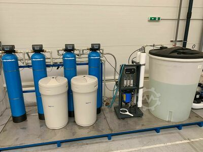 Demineralization System Equipment