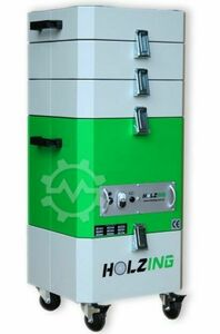 Smoke and dust extractor HOLIZNG MF1500