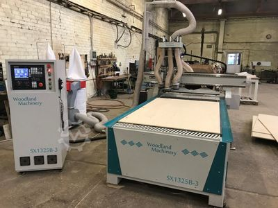 20-70-550 CNC spindle moulder