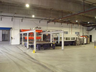 Bystronic Laser AG Byspeed 3015