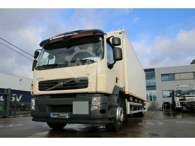 Volvo FE 320 (19t) +BOX 8.5M+ D`hollandia 1500kg