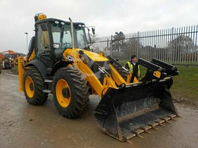 JCB 4CX P21 ECO 4WS turbo Powershift