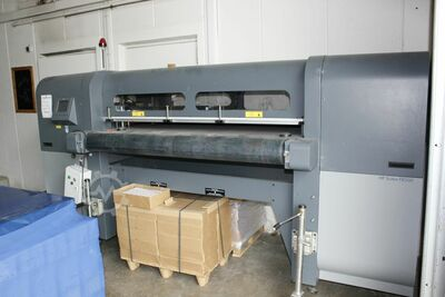 HP Digital Printing Press