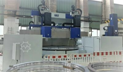 SCR 45 - 2 X Turning +Milling + C axis