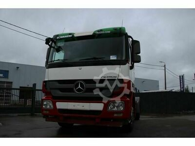 Mercedes-Benz ACTROS 1946 (1846) LS KIPHYDR. MP3 BIG AXLE