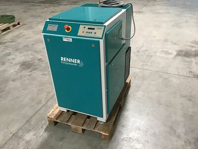 Screw compressor Renner RSF 11