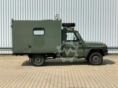 Mercedes-Benz 250 GD 4x4 250 GD 4x4