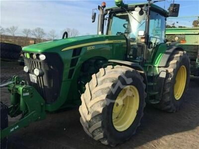 John Deere 8530 High Spec AutoPower Frontlift
