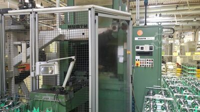 HURTH ZEA 4 Gear Chamfering Machine