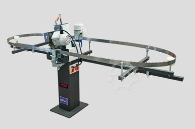 Bandsaw Grinding and Sharpening Machine
