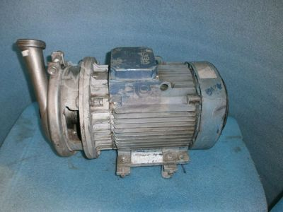 Food pumps centrifugal pumps 5,5kw APV C1-d/162