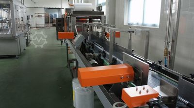 Shrink packer for Tetra Pak lines