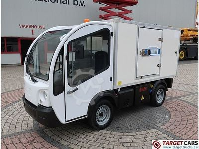 Goupil  Goupil G3 UTV Electric Closed Box Van Freezer