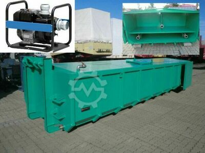Sonstige/Other nfp Eurotrailer Abrollcontainer 6.50m