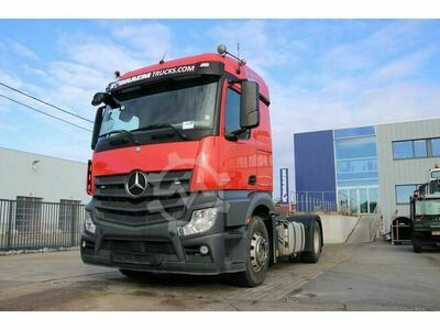 Mercedes-Benz ACTROS 1845 LS euro 6 KIPHYDR.