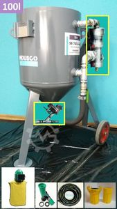 Indusco Solution OPTIMAL 100l