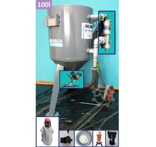 Indusco Solution Spezial 100l