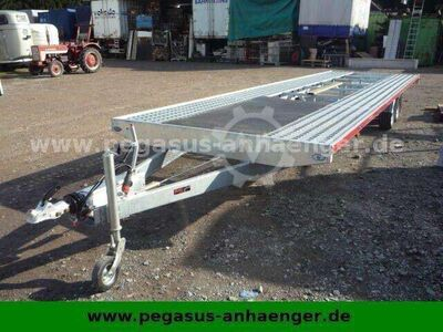Sonstige/Other Tema Doppelautotransporter 3,5to EZ:11/19