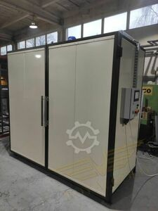 POWDER OVEN POWDER COATING เตาอบ