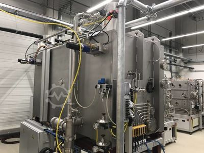 vacuum test chamber / coating line