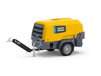 Atlas-Copco XAS 68 KD WHEELS N.B. NEW