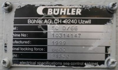 Buhler  SC D/66 Evolution