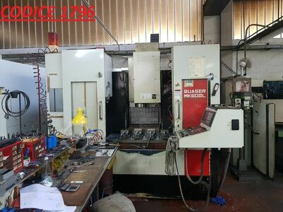 1796 VERTICAL MACHINING CENTRE