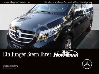 Mercedes-Benz V 250 d ED EL 4M LED+Comand+Spur P+Distr+Tisch P
