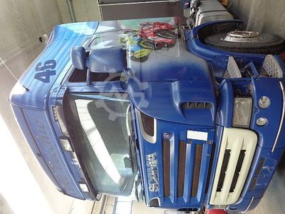 Scania R 620 TOP LINE MANUALE RETARDER ADR