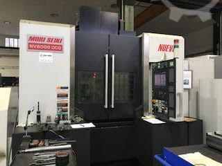 Centre d'usinage MORI SEIKI NV 6000 DCG