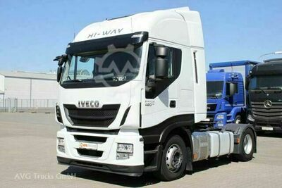 Iveco STRALIS AS440S42 Intarder LDW ACC 2 x Tank