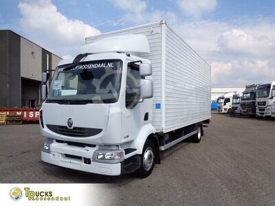 Renault Midlum 220 DXI Manual Euro 5 Dhollandia Lift