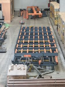 Prefabricated houses production line