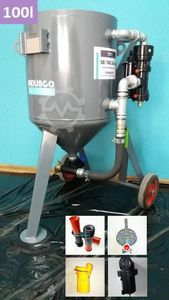 Indusco Solution Basis 100l