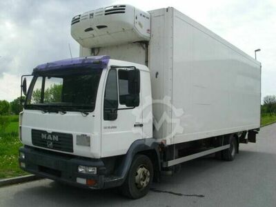 MAN LE 12.220, Tiefkühlkoffer, Thermoking T MD300, G