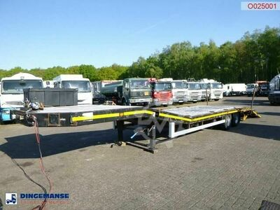 Sonstige/Other Redwood Ant Artic 500 semi lowbed trailer 10 m