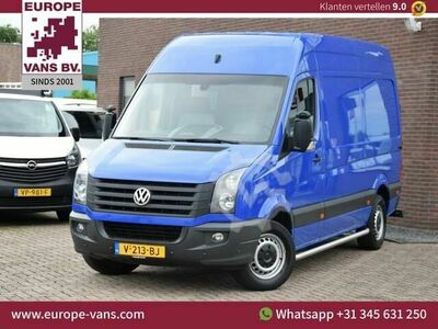 VW Crafter 35 2.0 TDI L2H2 BM Airco/Cruise 11 2016