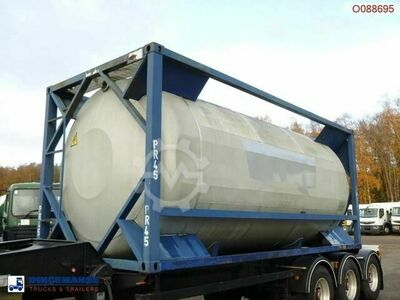 Sonstige/Other UBH Food (beer) tank container 20 ft / 23.6 m3 /