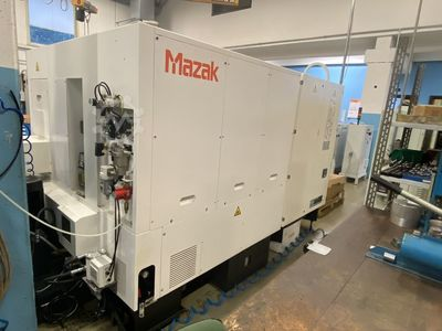 mazak QT 200 MSY X 500 Smooth G