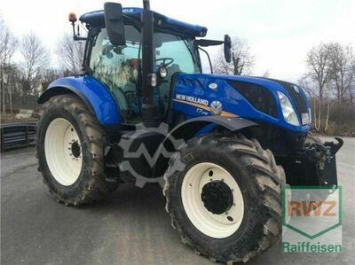 New Holland T 7.245 Garantie bis 10/2021