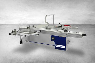 Powerful 2,600mm Single-Phase Panel Saw