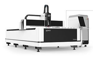 Laser cutting machine TL-3015 Fiber