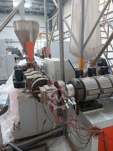 GWELL WPC profile extrusion line