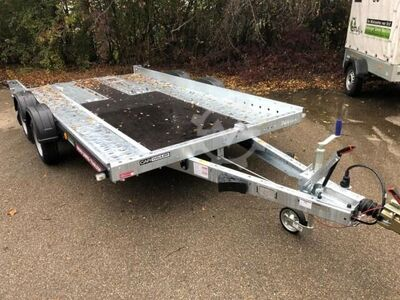 Brian James Trailers Car Hauler 2 , 145 3210, 4900 x 2000 mm, 2,6 to.